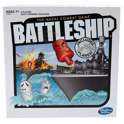 Battleship Board Game With Planes