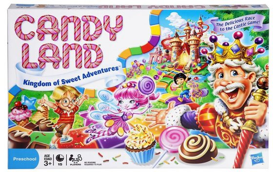 Candy Land The World of Sweets