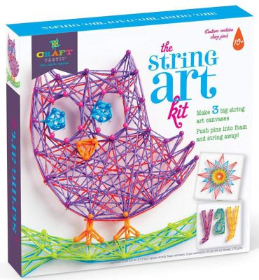 Craft-tastic – String Art Kit