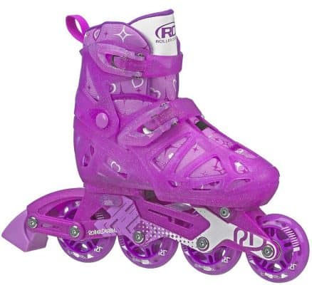 Girls Tracer Adjustable Inline Skate