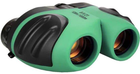 Compact Shock Proof Kids Binoculars