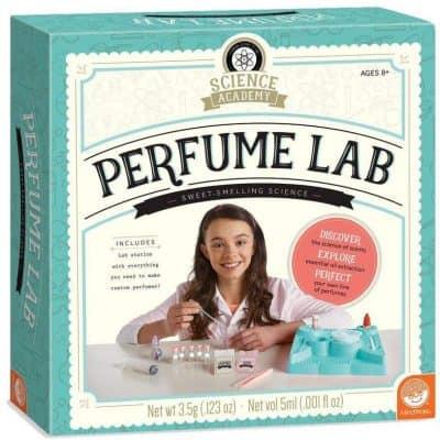 MindWare Science Academy Perfume Lab Guidebook
