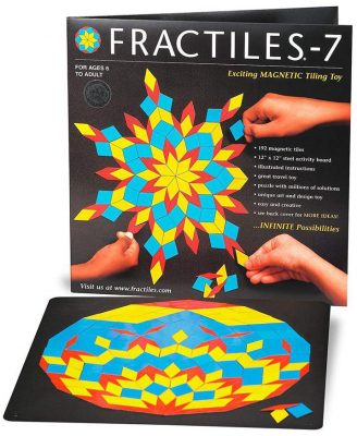 Fractiles Magnetic Tiles Game