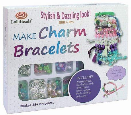 LolliBeads (TM) Make Charm Bracelets Kits