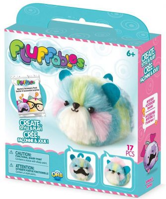 The Orb Factory Fluffables Sprout Arts and Craft