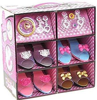 ToyVelt Princess Dress Up & Play Boutique