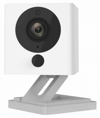 Wyze Cam HD Wireless Smart Home Camera with Night Vision