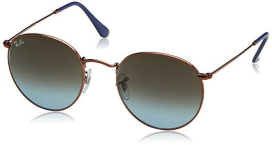 Ray-Ban Round Metal 0RB3447N Round Sunglasses