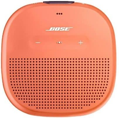 Bose Micro Bluetooth speaker with SoundLink Technology
