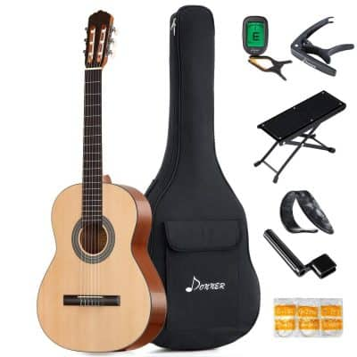 Donner 39 Inch Classical Guitar
