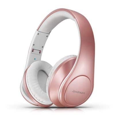Bluetooth Headphones Over Ear, Wireless Stereo Headset