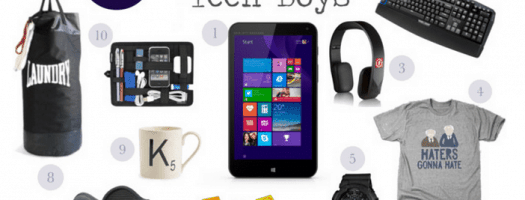 Best Gift Ideas for Teenage Boys 2020