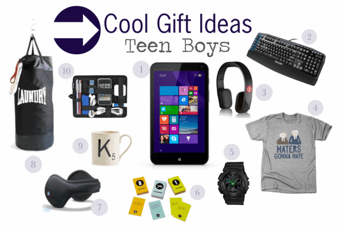 Best Christmas Gifts For Teenage Guys 2020 Best Gift Ideas for Teenage Boys 2020   LittleOneMag