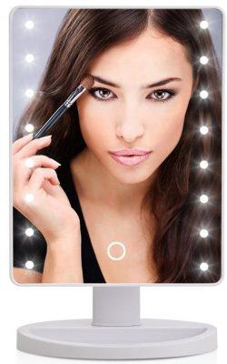 Lighted Vanity Makeup Mirror