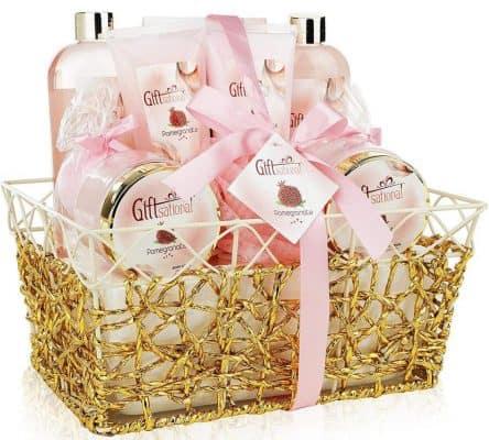 Spa Gift Basket