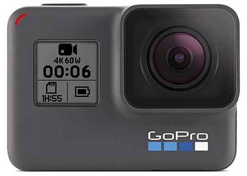 GoPro HERO6 Black — Waterproof Digital Action Camera