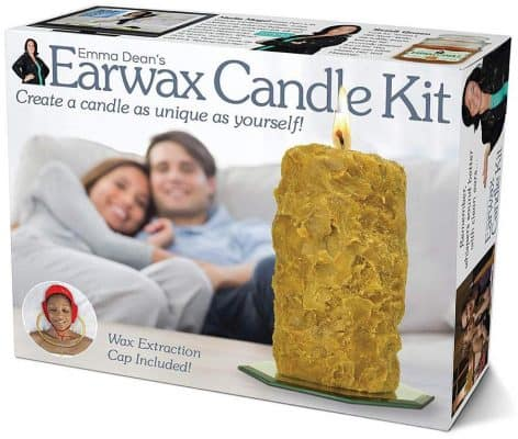 Prank Pack Earwax Candle Kit