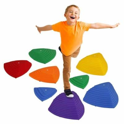 Little Dynamo Balance Stepping Stones for Kids
