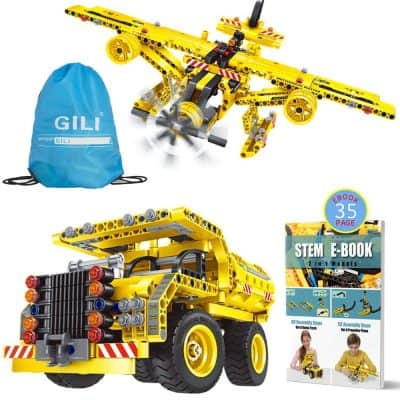 Gili-Building Toys Educational STEM Learning Sets