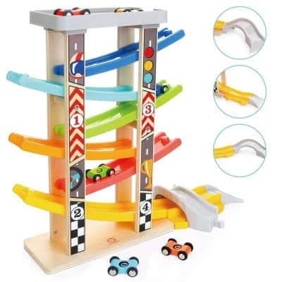 Top Bright Toddler Toys Race Track