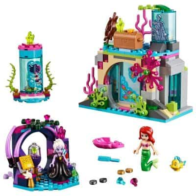 LEGO Disney the Magical Spell and Princess Ariel Building Kit