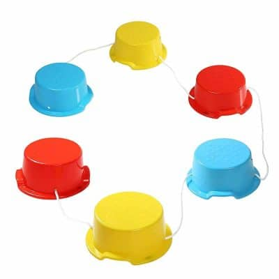 Milliard Kid's Stepping Balance Buckets 6