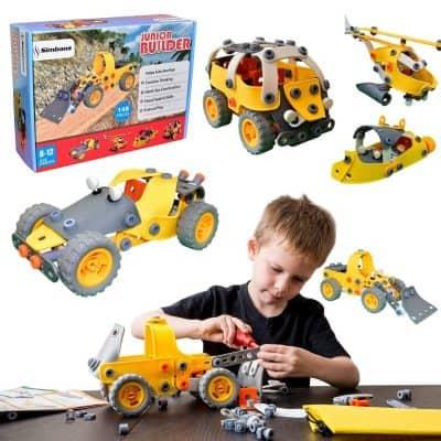 Simbans JB 148 Build and play Toy Set