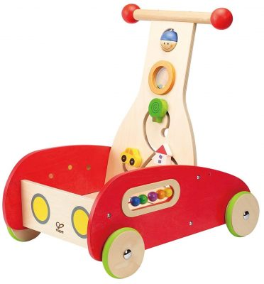 Hape Wonder Walker Push and Pull Walking Toy