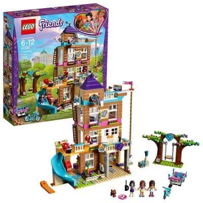 LEGO Friends 41430 Friendship house Kids Building Set