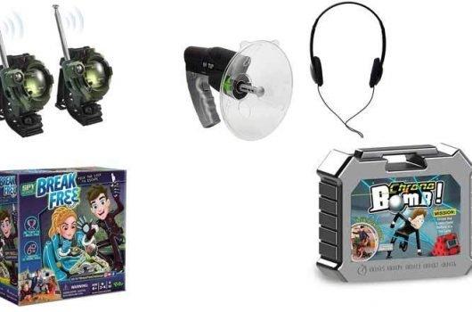 00 Heaven: Best Spy Gear Toys for Kids