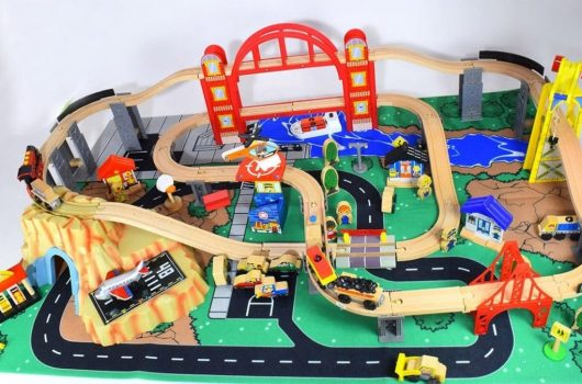 Best Train Toys for Your Little Conductor