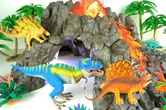 10 Best Dinosaur Toys for Primordial Fun