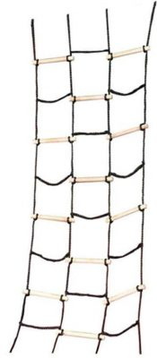 Swing-N-Slide Climbing Cargo Net for Kids
