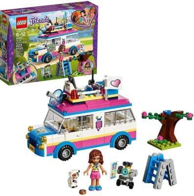 LEGO Friends Olivia's Mission Vehicle Building Set