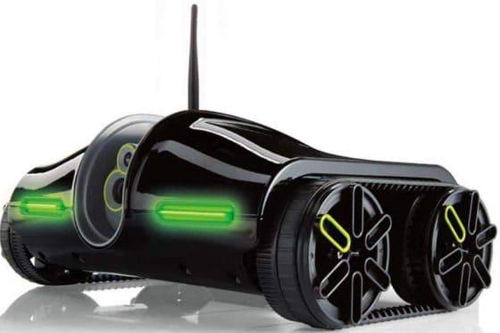 Brookstone Rover 2.0 App-Controlled Wireless Spy Tank