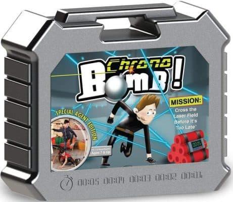 Chrono Bomb Special Agent Edition