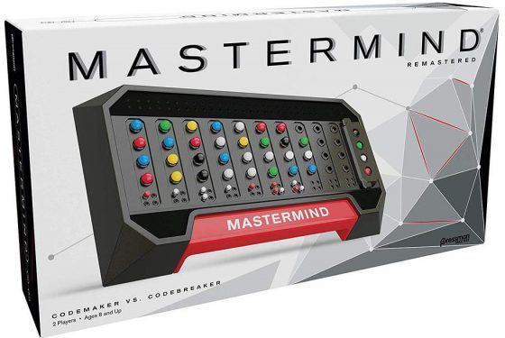 Mastermind Game: The Strategy Game of Codemaker vs. Codebreaker