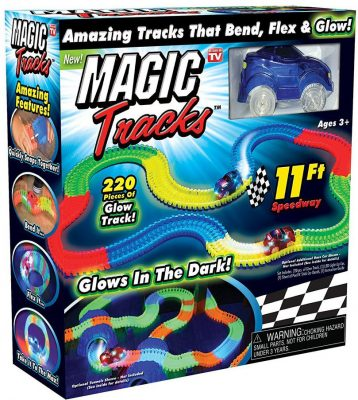 Ontel Magic Tracks The Amazing Racetrack