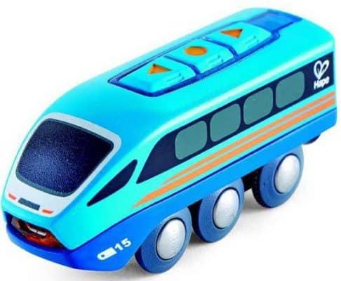 Hape Remote Control Train Car