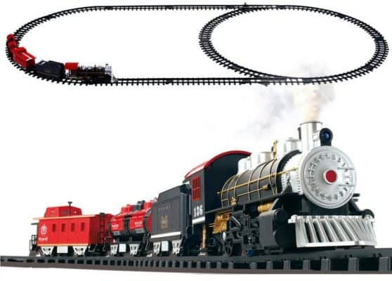 vrchil Big Train Set Toy for Boys, Kids