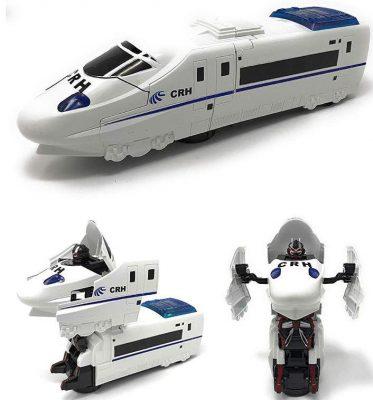 Kidsthrill Train Toy