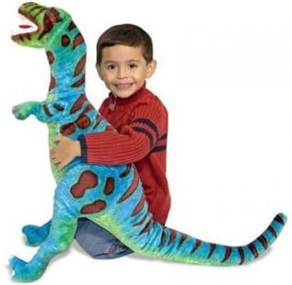 Melissa & Doug T-Rex Giant Stuffed Animal