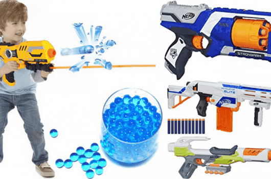 Dominate the Playground with the 10 Best Nerf Guns for Kids