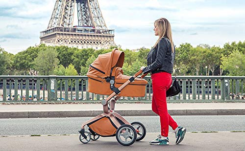 Hot Mom 3-in-1 Travel Stroller
