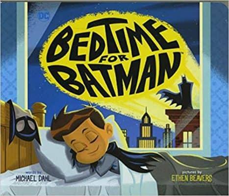 DC Super Heros Bedtime for Batman