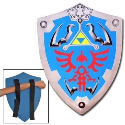 Legend of Zelda Link Hylian Hyrule Triforce Foam Shield
