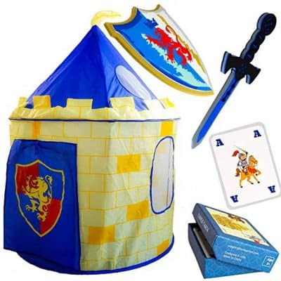 Nona Active Knight Castle Play Tent