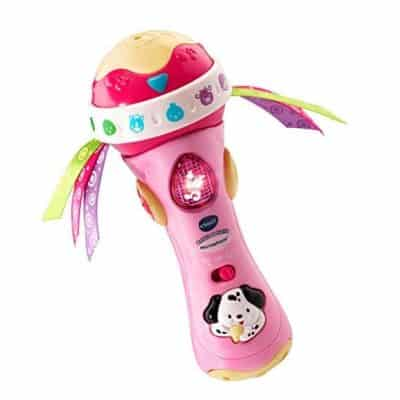 VTech Baby Babble & Rattle Microphone