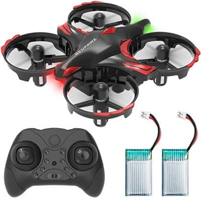 REDPAWZ Mini Quadcopter Drone for Kids