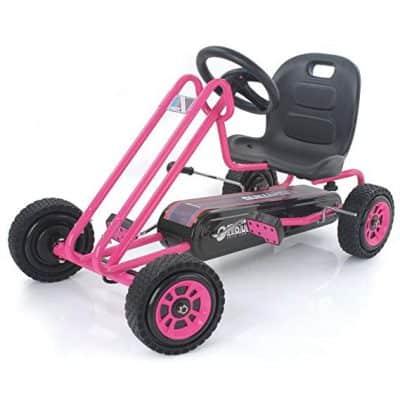 Hauck Lightning – Pedal Go Kart